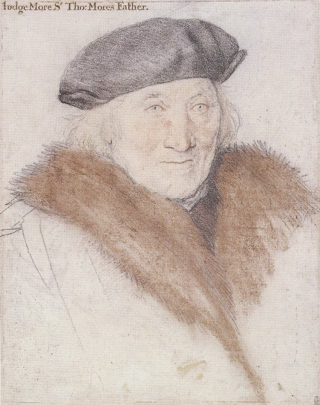 sir thomas mores childhood Sir thomas more loses his head in  will the pbs series 'wolf hall' tarnish st thomas  a man of common birth who overcame an abusive childhood to become a.