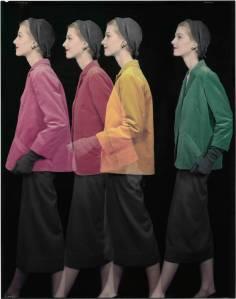 US Vogue 1953