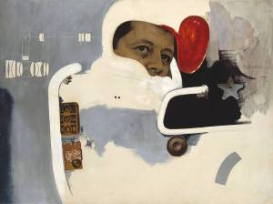 Towards a definitive statement on the coming trends in men's wear and accessories (a) Together let us explore the stars 1962 by Richard Hamilton 1922-2011