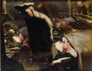 Kennington_Eric_Henri_RA_-_Gassed_and_Wounded_-_Google_Art_Project1-532x413
