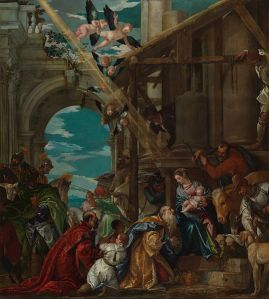 539px-Paolo_Veronese_-_Adoration_of_the_Magi_-_National_Gallery