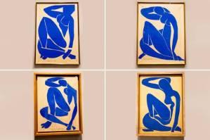 Blue Nudes 1952