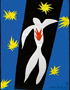 Henri Matisse: The Fall of Icarus (1947)