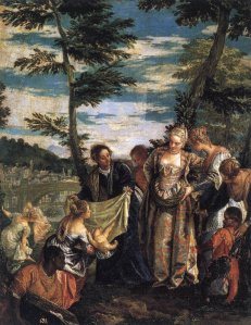 the-finding-of-moses-by-veronese