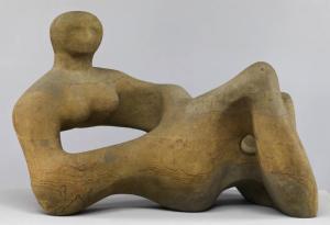 Henry Moore recumbent figure 1938