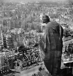 Richard Peter - Dresden after allied raids germany 1945