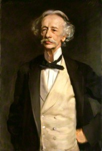 NPG 1079; Coventry Kersey Deighton Patmore by John Singer Sargent