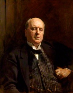 NPG 1767; Henry James by John Singer Sargent