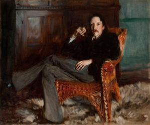 Robert Louis Stevenson 1887