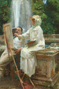 The Fountain 1907