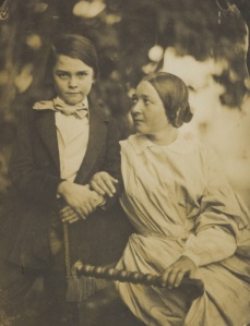Frenet - mother & son c.1855