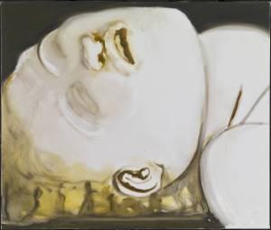 Lucy 2004 by Marlene Dumas born 1953