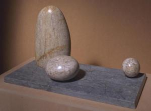 Three Forms (Carving in Grey Alabaster) 1935 Dame Barbara Hepworth 1903-1975 Presented by the executors of the artist's estate 1980 http://www.tate.org.uk/art/work/T03131