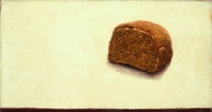 Jerusalem Bread 1981 oil on canvas