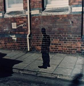 Portrait of the Artist as a Shadow of his Former Self 1969-72 Keith Arnatt 1930-2008 Presented by the artist 2000 http://www.tate.org.uk/art/work/T07647