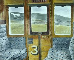 Train Landscape 1940