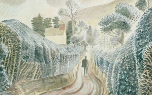 Ravilious, Dulwich Picture Gallery FOR REVIEW USE ONLY