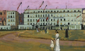L'Hotel Royal, Dieppe 1894