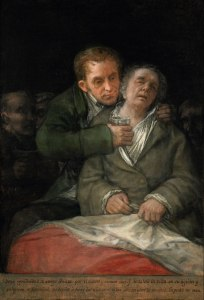Goya-Self-Portrait-with-Doctor-Arrieta